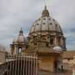 Vatican Rome Italy - Stock Photo