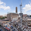 Tate Modern Project panoramic — Stock Photo #6787180