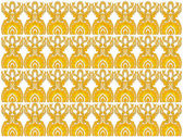 Pattern in traditional thai — Stock Photo