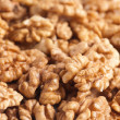 Stock Photo: Walnut kernel