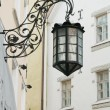 Royalty-Free Stock Photo: The old street lamp