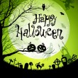 Royalty-Free Stock Vector Image: Halloween illustration