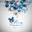 Christmas background — Stock Vector #7589583
