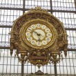 Stock Photo: D, Orsay, hours in museum