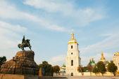 Monasterio de santa sofía en kiev, ucrania — Foto de Stock