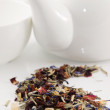 Nontraditional tea — Stock Photo