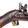 Stock Photo: Antique firearm