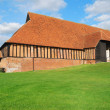 Stock Photo: Medieval Barn