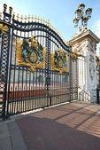 Cancelli del palazzo — Foto Stock