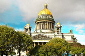 Saint Isaac's Cathedral, St.Petersburg — Stock Photo