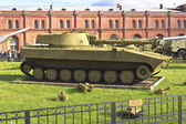 Artillery museum — Stock Photo