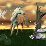 ������, ������: Wonderful unicorn