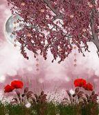 Garden of dreams — Stock Photo