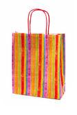 Shopping paper bag — Stock Photo