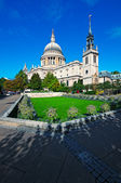 St. Paul`s Cathedral, London — Stock Photo
