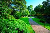 Giardino di kyoto nel parco di olanda, londra — Foto Stock