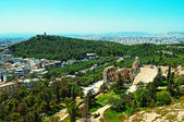 Theater of Herodes Atticus, Athens — Stock Photo