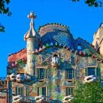 Casa Batllo, Barcelona - Spain — Stock Photo