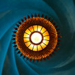 Casa Batllo, Sun Lamp, Barcelona - Spain — Stock Photo