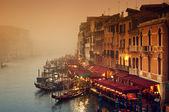 グランド運河、ヴェネツィア - イタリア — ストック写真