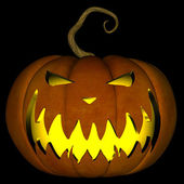 Halloween Jack O Lantern 04 — Stock Photo