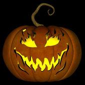 Halloween Jack O Lantern 06 — Stock Photo