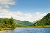 Loch dughaill, i̇skoçya — Stok fotoğraf