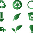 Eco set — Stock Vector #6941741