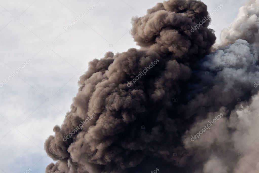 Eruption of Mount Etna — Stock Photo #7717005