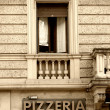Pizzeria — Stock Photo #7091803