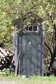 Outhouse — Stock Photo