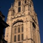 Bristol University, England — Stock Photo