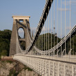 Clifton Suspension Bridge, Bristol — Stock Photo #6878384