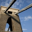 Clifton Suspension Bridge, Bristol — Stock Photo #6878460