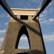 Clifton Suspension Bridge, Bristol — Stock Photo #6878493