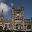 Bristol Temple Meads Railway Station — Stock Photo