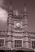 Bristol Temple Meads Railway Station, England — Stock Photo