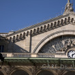 Railway Station, Paris — Stock Photo