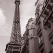 Eiffel Tower, Paris — Stock Photo #6925083