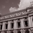 Main Facade of the Palais Garnier, Paris — Stock Photo