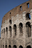 Colosseum in Rome; Italy — Stock Photo