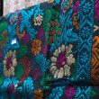 Stock Photo: Songket of Terengganu