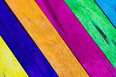 Colored wood background II — Stock Photo