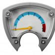 Air gauge — Stockfoto #6995957