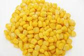 Sweet whole kernel corn — Stock Photo