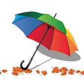 Umbrella — Stock Vector
