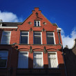 Stock Photo: Holland, Amsterdam, old private stone house
