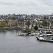 Holland, Amsterdam, panoramic view of the city — Stock Photo #7240918
