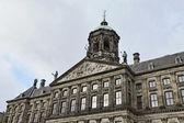 Holland, Amsterdam, Dam Square, the Royal Palace — Стоковое фото