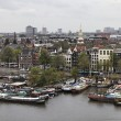Royalty-Free Stock Photo: Holland, Amsterdam, panoramic view of the city